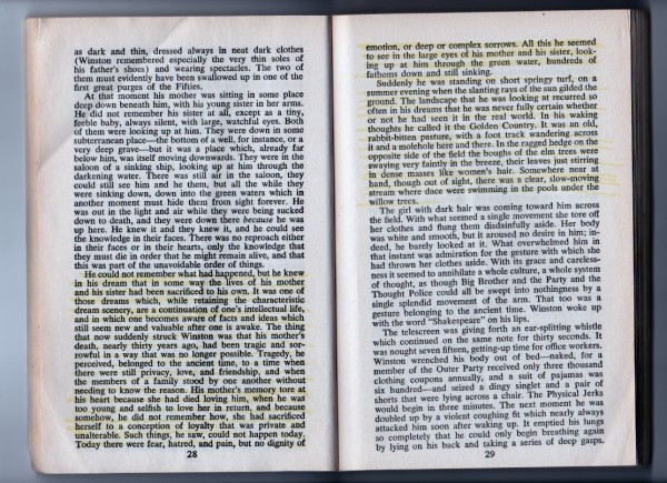 George Orwell pages