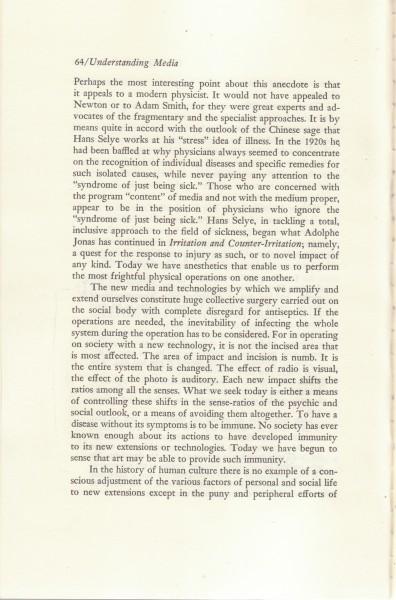 McLuhan text