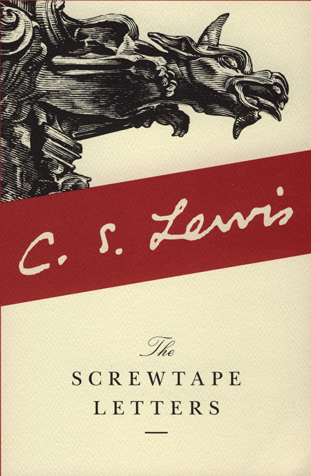 the screwtape letters and subjective relativism In his introduction to the screwtape letters, a brilliant work exposing the unseen spiritual warfare taking place around all of us in this age of relativism.