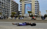 Dreamers in Omonia Square